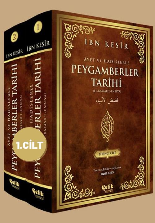 PEYGAMBERLER TARİHİ (2 CİLT)
